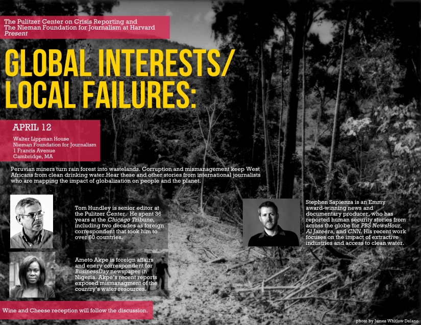 Global Interests, Local Failures